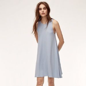 Dresses & Skirts - Aritzia Wilfred Free Rosa dress medium ashen